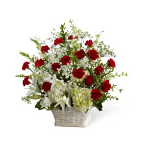 S17-4474 - The FTD® In Loving Memory™ Arrangement